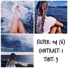 Free alternative: Filter: none Exposure: Contrast: Temperature: Saturation: ?Click the link in our bio to get free vsco filters!Also Photos Ideas) Photography Filters, Photography Editing, Photography Hacks, Amazing Photography, Instagram Theme Vsco, Bio Instagram, Editing Pictures, Cool Pictures, Polaroid Foto