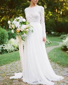 Beautiful 55 Beautiful Long Sleeve Wedding Dresses