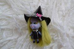 Emididdle Liddle Kiddle Emerald the Enchanting Witch Kreation
