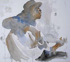 About music and women: Carlos Leon Salazar (Carlos León-Salazar).