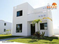 #sadasi LAS MEJORES CASAS DE MÉXICO. Si está buscando una casa que cuente con dos niveles y espacios amplios e inteligentemente distribuidos, dentro de nuestro fraccionamiento Las Américas, encontrará el modelo de vivienda MONTREAL, el cual está acondicionado con sala, comedor, cocina integral, 3 recámaras, terraza, 2 baños, patio y mucho más. En Grupo Sadasi, le invitamos a comprar su casa en nuestros desarrollos de Yucatán. jperez@sadasi.com