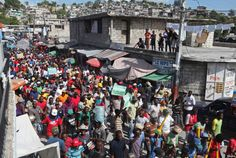 http://evememorial.org/index.html Opposition protests are growing in Haiti, demanding the resignation of President Michel Martelly.  The demonstrations have been sparked by a presidential commission report asking the prime ministe...