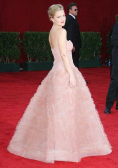 Iconic red carpet gowns Drew Barrymore