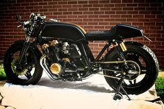 Custom Honda CB900F Moto Rivista