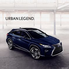 2016 Lexus RX - Luxury Crossover | Lexus.com