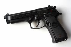 Beretta 92FS - my first Baby - www.Rgrips.com