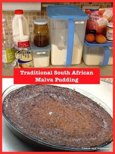 Learn about how Christmas in South Africa is celebrated, plus try this delicious recipe for Christmas In South Africa, Malva Pudding, African Christmas, Summer Christmas, South African Recipes, Pudding Recipes, Something Sweet, Christmas Desserts, International Recipes