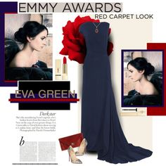Emmy Awards, created by anna-anica on Polyvore