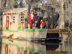 christmas parade floats pictures | Christmas Parade Float