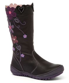 Look at this Beeko Black Margaret Boot on #zulily today!
