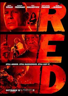 red - awesome movie !!!