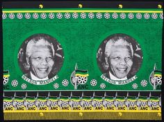 Nelson Mandela, South Africa, in African Textiles, African Fabric, Textile Patterns, Textile Prints, End Of Apartheid, African National Congress, First Black President, Nobel Peace Prize, Textile Texture
