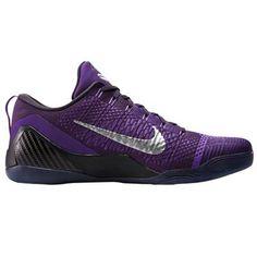 Kobe Bryant Nike IX Fly Knit Low Basketball Shoes