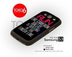 AJ 3951 Run Cameron Dallas - Samsung Galaxy S III Case | toko6 - Accessories on ArtFire