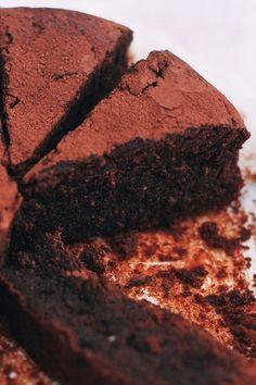 Ulubione ciasto czekoladowe (torta caprese)