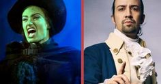 We Know Which Broadway Musical You Are Based On Your Celebrity Preferences