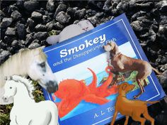 Are you going to the beach this Summer? If you are then your child will enjoy reading Smokey and the Disappearing Fish, as it's rather a fishy adventure!