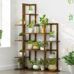 Barbabas Multi-Tiered Plant Stand