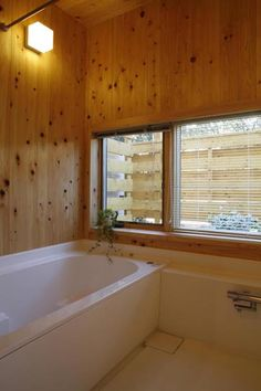 Japanese Bathroom, Bath Room, Bathroom Ideas, Sweet Home, Bathtub, Lighting, House, Bath Tub, House Beautiful