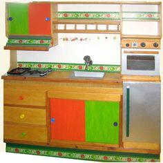 cocina restaurada