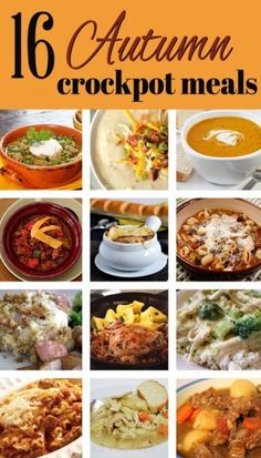 12 Heartwarming Crock Pot Soups for the Winter   Over The Big Moon