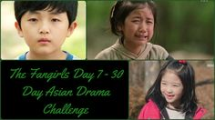 Day 7 has us choosing our favorite child actors/actresses. https://dramaswithasideofkimchi.wordpress.com/2016/06/27/the-fangirls-day-7-30-day-asian-drama-challenge/