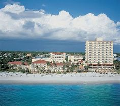 La Playa Resort, Naples, FL...My favorite beach hotel!