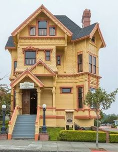 The Victorian Carter House