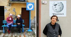 Internet In Real Life: Italian Village Turned Into Web 0.0 By Biancoshock | Bored Panda