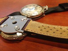 Custom Pocket Watch Holder to Wrist by MARATAC™