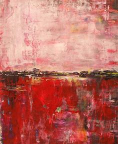 | City in Red by Whitney Babin