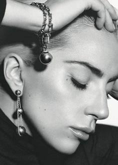 Lady Gaga is the Face of Tiffany & Co. HardWear Spring 2017 Collection
