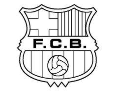 Ausmalbilder Fußball Barcelona Lio