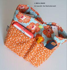 leni pepunkt – Das Taschenkarussell. Nähanleitungen für Taschen | bei GRIN.com:  http://grin.to/PNQ2F | als Kindle-Version:  http://grin.to/yYp2J