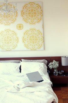 malm bed. love