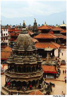 Kathmandu, Nepal: 帕旦古城