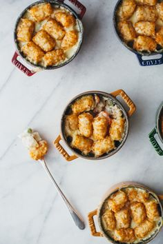 tater tot chicken pot hot dish / My Name is Yeh