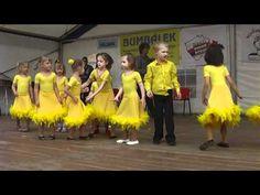 Latinsko americké tance - Maruška Hrnčířová a Sluníčka - Pelhřimov - YouTube
