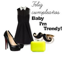 Baby I'm Trendy!: Feliz cumpleaños número dos Baby I'm Trendy!