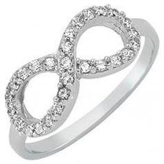 Gümüş Sonsuzluk Yüzüğü http://www.takidukkani.com/Gumus-Yuzuk,LA_178-2.html