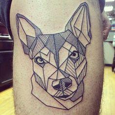 татуировка-собака-21