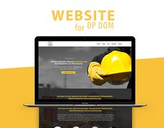 "Check out new work on my @Behance portfolio: ""DP DOM web desgin"" http://be.net/gallery/57766445/DP-DOM-web-desgin"