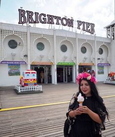 how to spend a day in Brighton Visit Brighton, Brighton Rock, Brighton England, Stuff To Do, Things To Do, British Summer, Indian Architecture, Concert Hall, Back In The Day