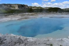 Yellowstone with Kids: Geothermal Features