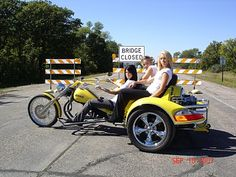 Enns Trikes Check it out!! Awesome Custom Trikes