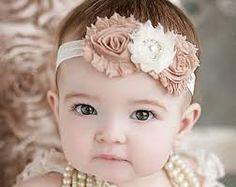 Resultado de imagen para vintage baby headbands
