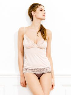 George V Camisole