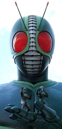 Kamen Rider J Sic