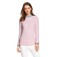 Target - Women's Pullover Sweater - Merona™ - Pink or Dark Gray