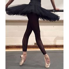 Brittany De Grofft of American Ballet Theatre in the Flexistretcher Mesh Tights